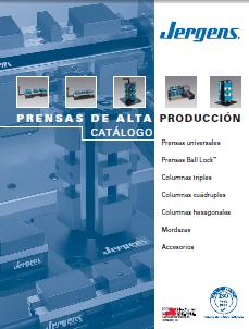 Jergens Production Vises Espanol/Spanish