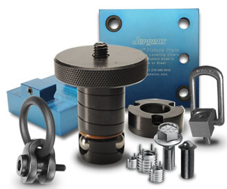 Workholding Solutions, Tooling Components, Specialty Fasteners, Lifting Solutions, Jergen's Inc. - Manufacturing Efficiency