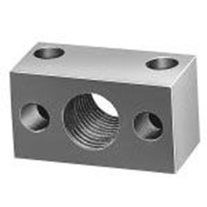 Picture for category Cylinders, Threaded, Block Mountings